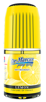 Ароматизаторы в авто Dr. Marcus Pump Spray Lemon 198