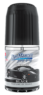 Ароматизаторы в авто Dr. Marcus Pump Spray Black 282