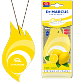 Ароматизаторы в авто Dr. Marcus Sonic Fresh Lemon 363