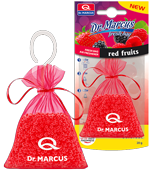 Ароматизаторы в авто Dr. Marcus Fresh Bag Red Fruits 431