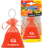 Ароматизаторы в авто Dr. Marcus Fresh Bag Tropical Fruits 433