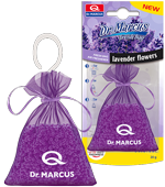 Ароматизаторы в авто Dr. Marcus Fresh Bag Lavender Flowers 555