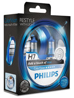 Галогенные лампы Лампа Philips H7 12V 55W PX26d ColorVision Blue SP 12972CVPBS2
