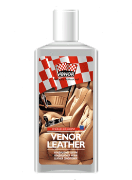 Автохимия в розницу Venor leather 500mL